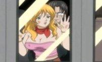 หนุ่มใหญ่ใส่สูทแอบลวนลามสาวบนรถไฟฟ้า เอามือคลำหีจนเธอเสร็จคานิ้ว