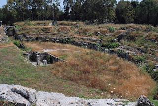 amphithéâtre Syracuse