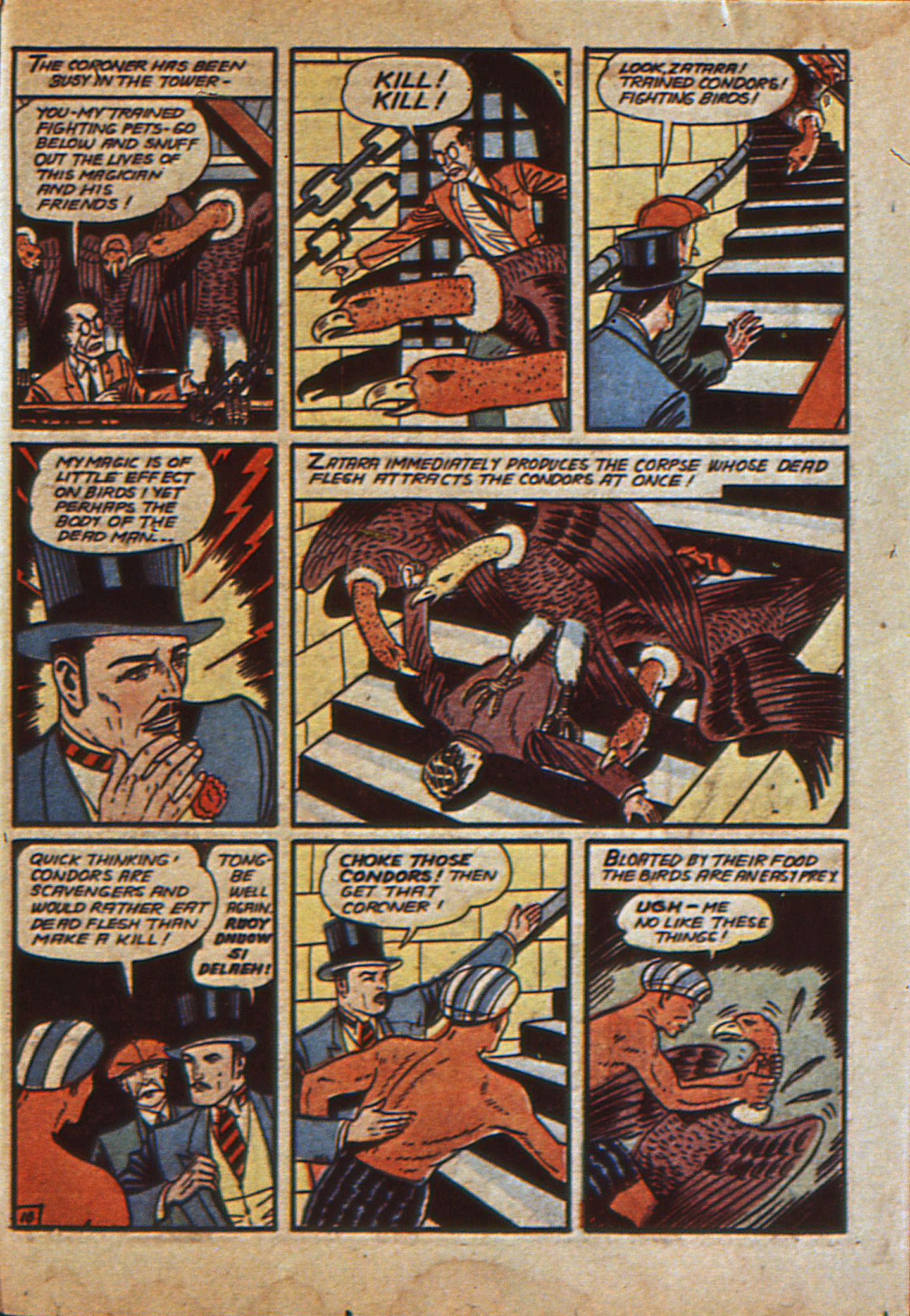 Read online Action Comics (1938) comic -  Issue #21 - 65