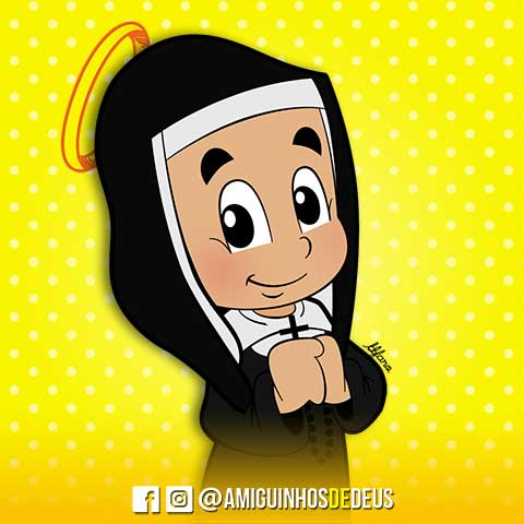 Santa Luísa de Marillac desenho, santo do dia, St. Louise de Marillac, Saint of the Day
