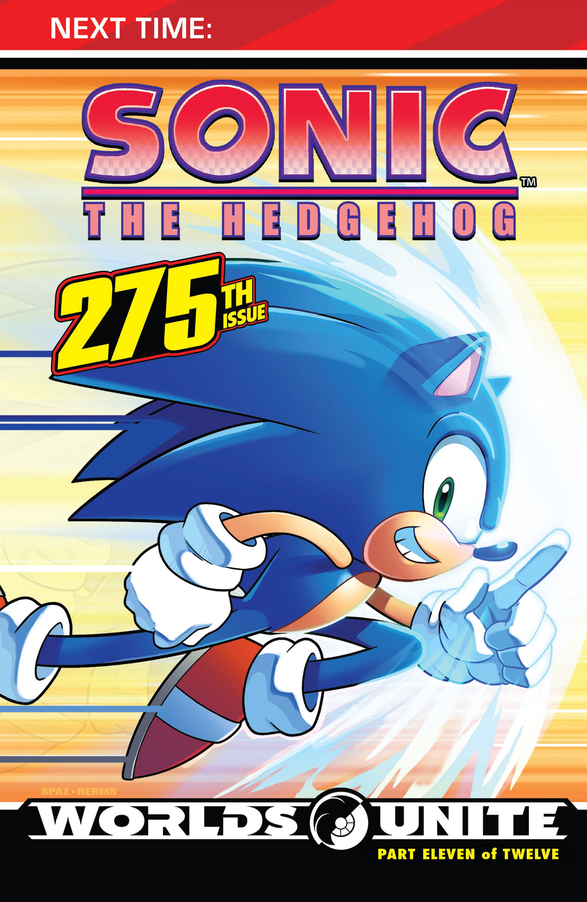 Read online Sonic The Hedgehog comic -  Issue #274 - 24