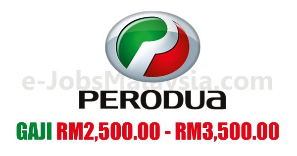 Perodua Manufacturing Sdn Bhd