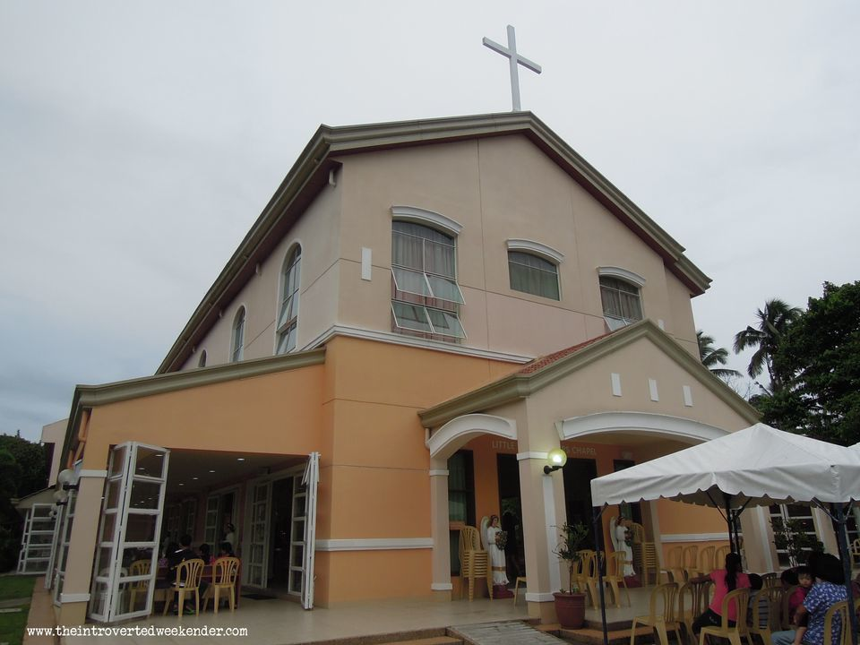 Little Souls Sisters Convent Church in Tagaytay