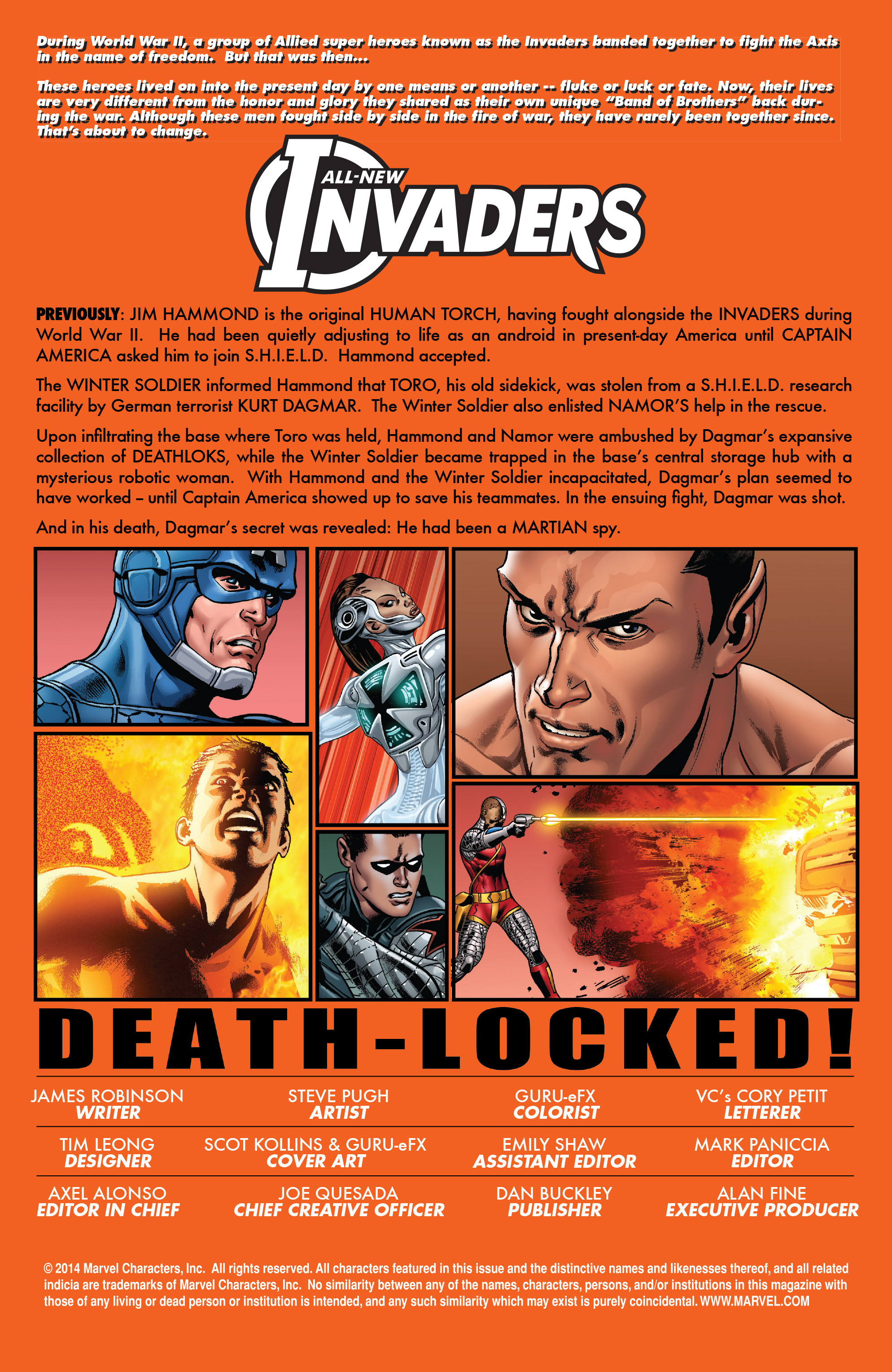 Read online All-New Invaders comic -  Issue #10 - 2