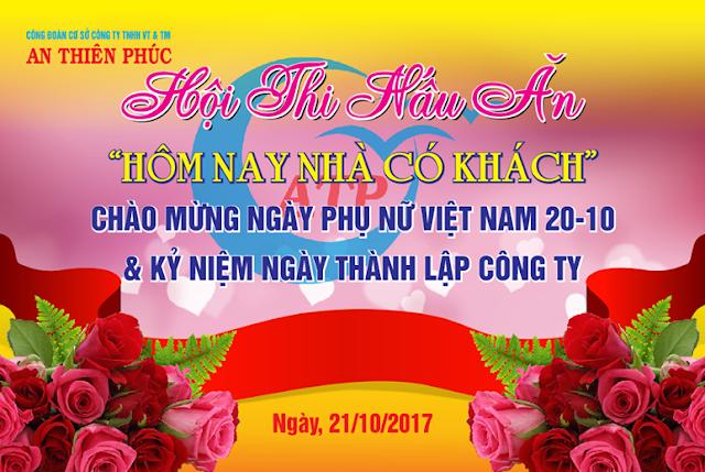 """Xe Phúc Thuận Thảo - Hội thi nấu ăn: """"Hôm nay nhà có khách"""""""