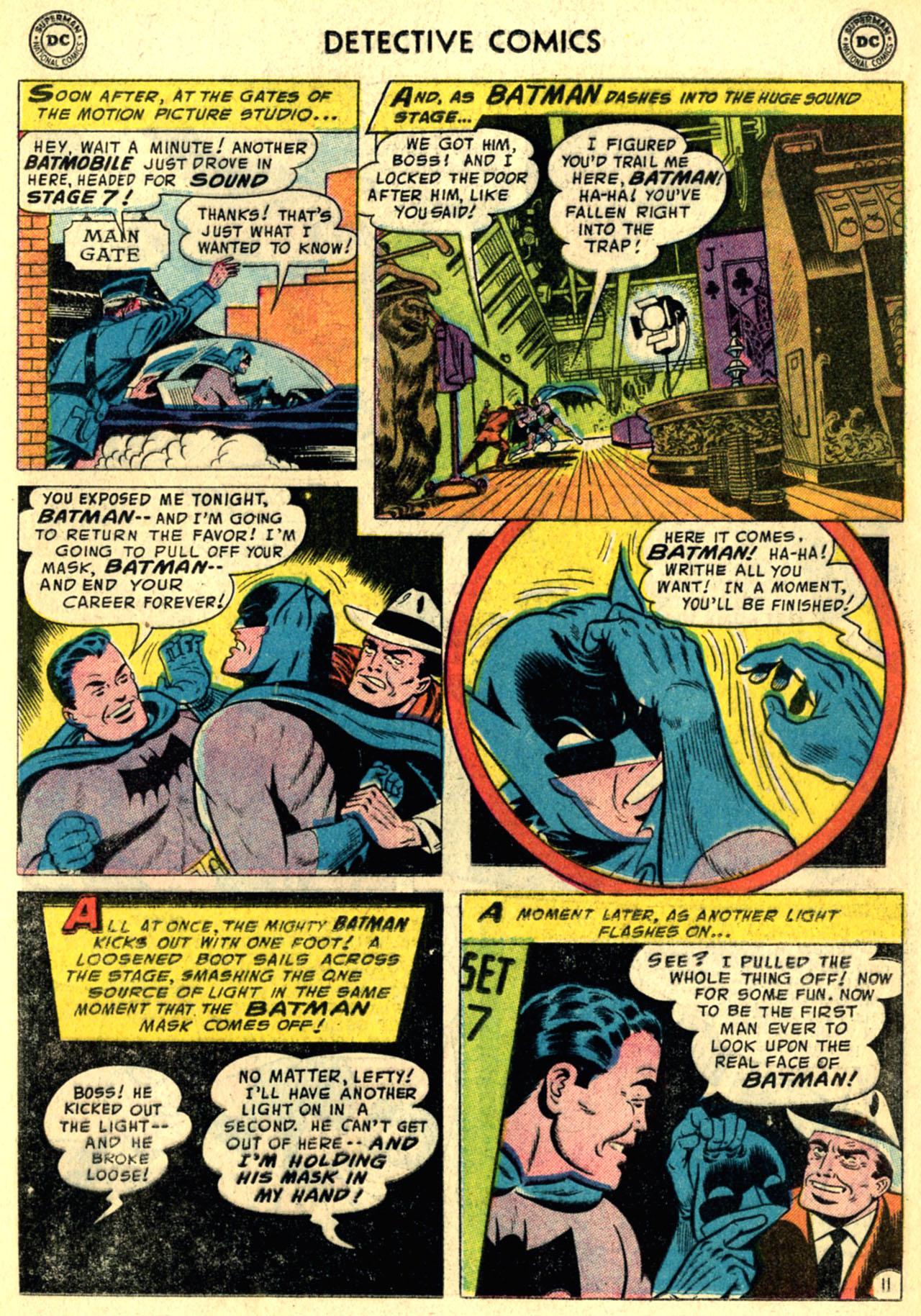 Detective Comics (1937) 232 Page 12