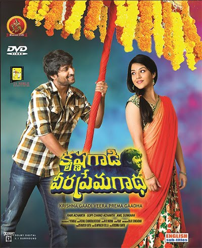 Krishna Gaadi Veera Prema Gaadha (2016) Dual Audio [Hindi-Telugu] UNCUT 720p BluRay 1.6GB