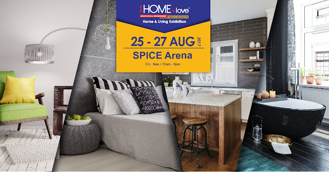HOMElove Home & Living Exhibition Discount Offer Promo