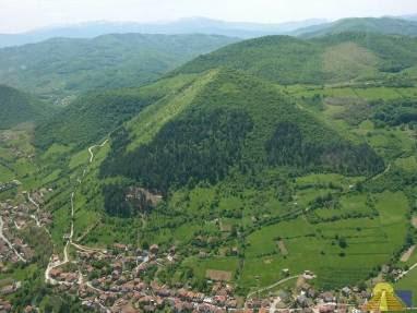 Bosnian Pyramid of the Sun.
