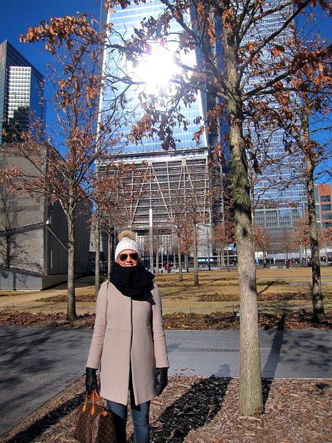 WTC World Trade Center 9/11 Memorial