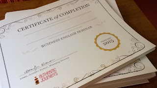 Cross Culture Training Certificates