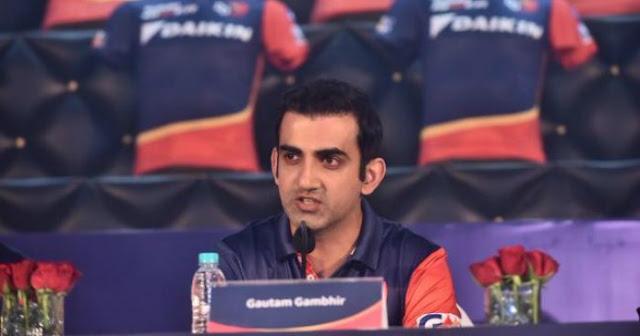 Shreyas Iyer replaces Gautam Gambhir as Delhi Daredevils Captain