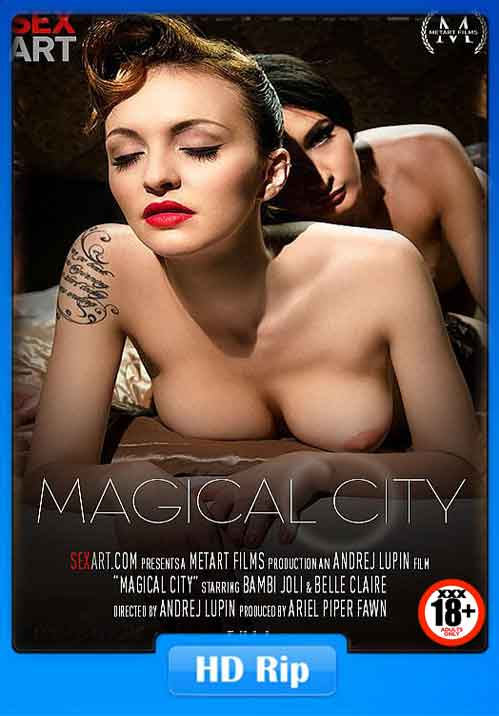 [18+] Magical City SexArt 2017 Poster