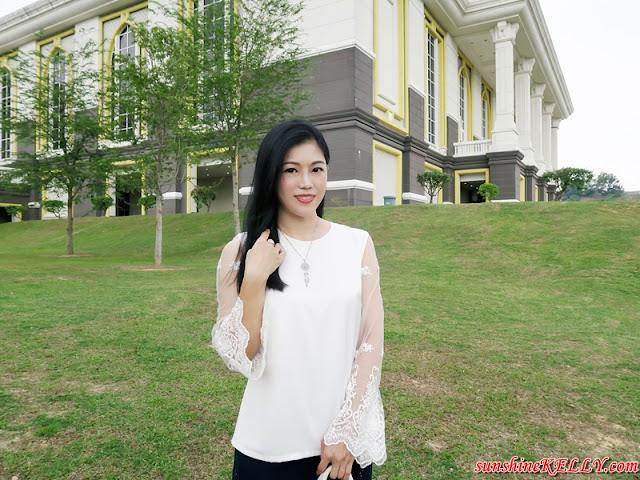 OOTD Raya, Raya OOTD, Raya Outfit, Istana Negara, Jalan Duta