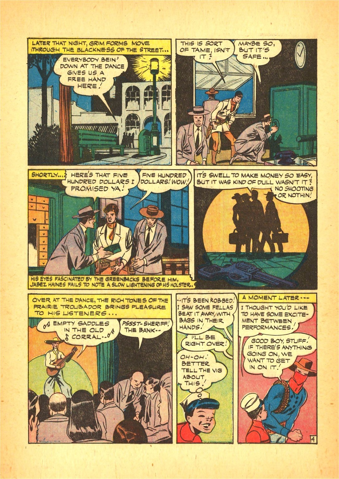 Read online Action Comics (1938) comic -  Issue #72 - 19
