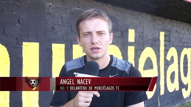 Angel Nacev wechselt nach Timmendorf zum NTSV Strand 08