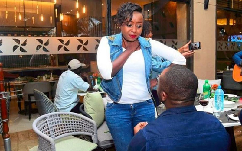 Jacque Maribe's Life Doesn't Seem Like It's Gotten Any Better