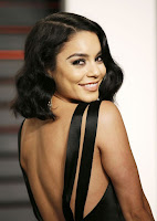 vanessa hudgens 2016 vanity fair oscar party best red carpet dresses