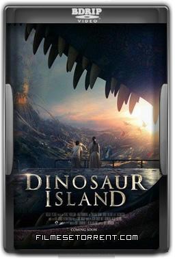 A Ilha dos Dinossauros Torrent BDRip Dual Áudio 2016