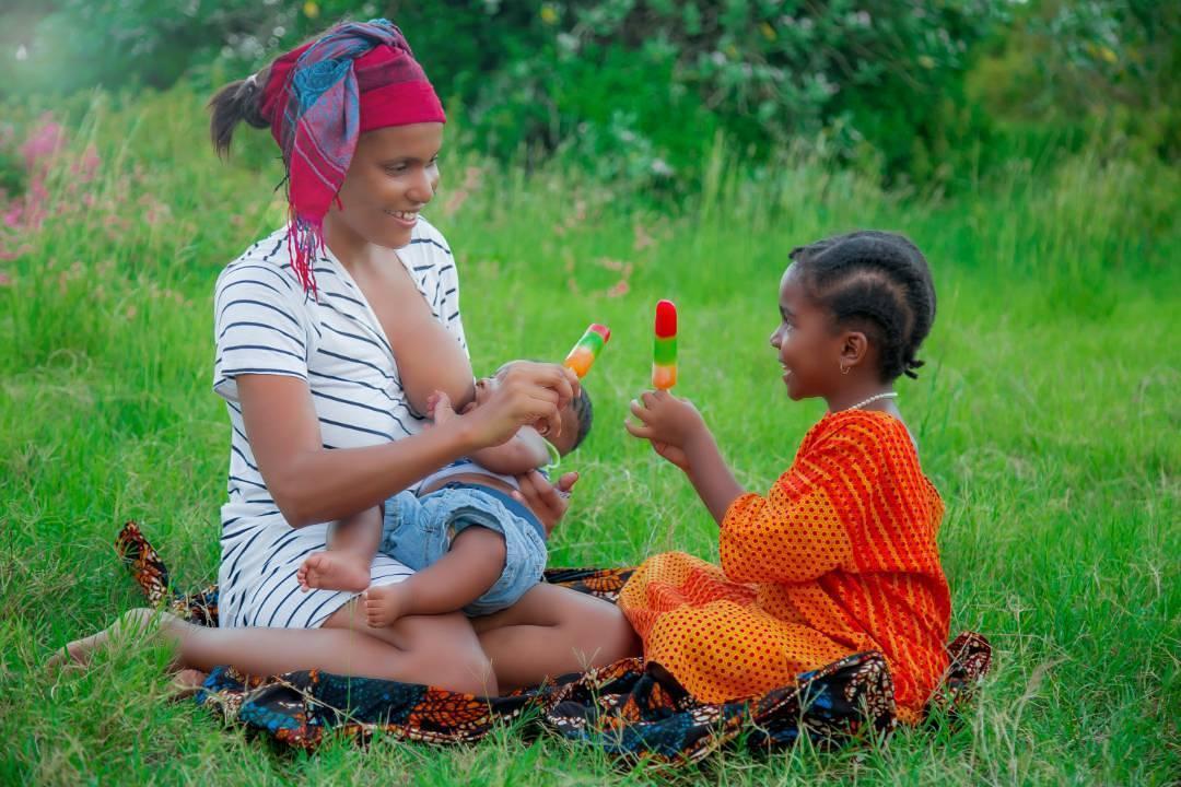 Faiza Afunguka Kuhusu Wanae Asema Anatamani Kuwa na Watoto Hata 10