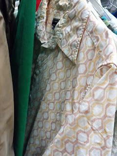 camisa vintage en el desembalaje de bilbao