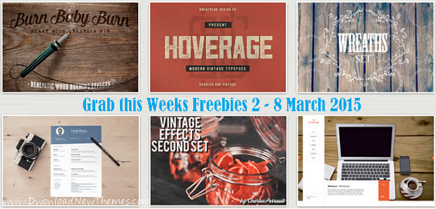 this weeks freebies
