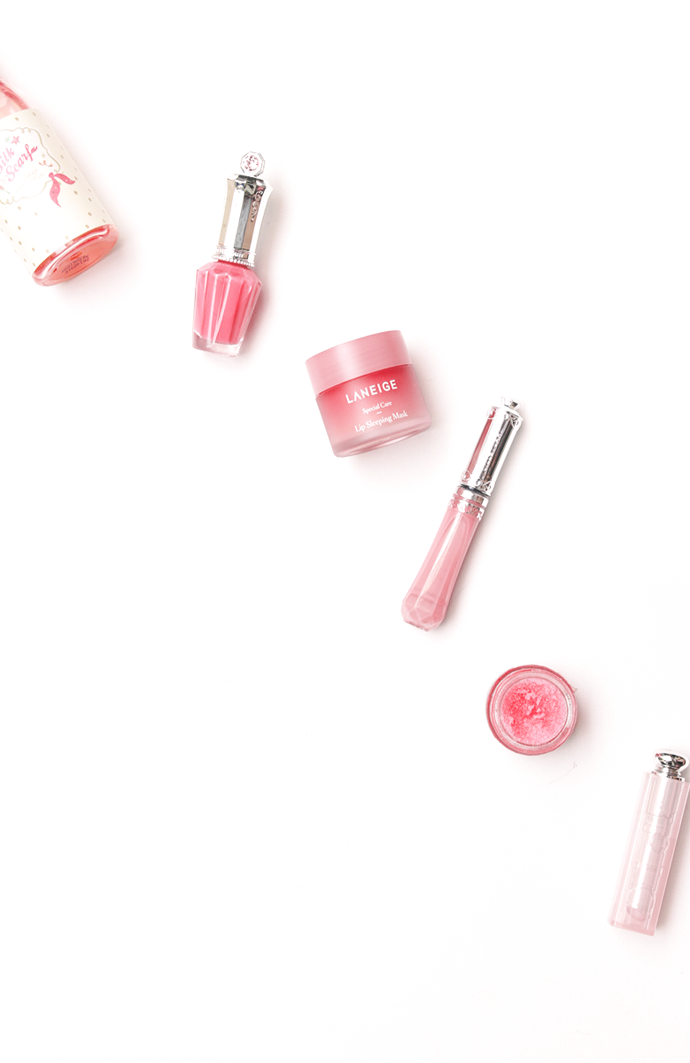 Pink Beauty Favorites