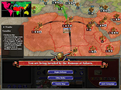 Rise of Nations Game Screenshots 2003