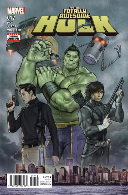 TOTALLY AWESOME HULK 17