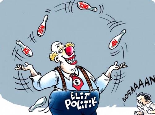 Jangan Mau Dibegoin Elit Politik!