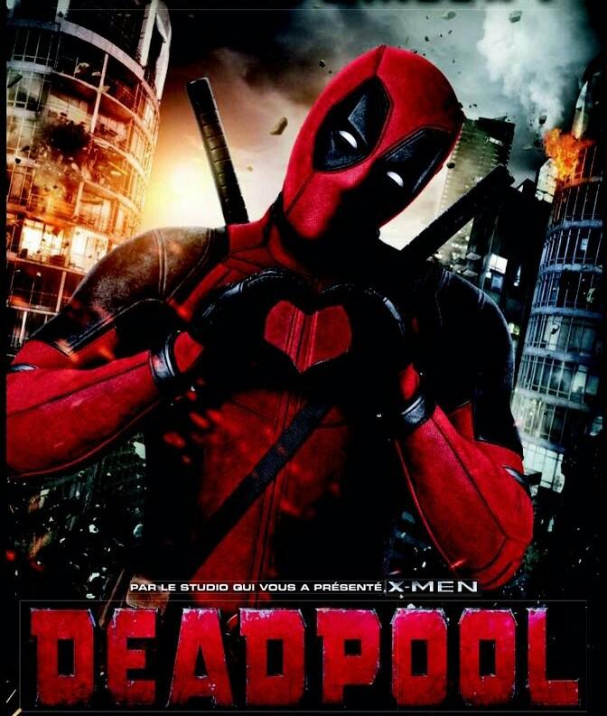 Deadpool 2016 bluray 1080p download full movies - Deadpool download 1080p ...