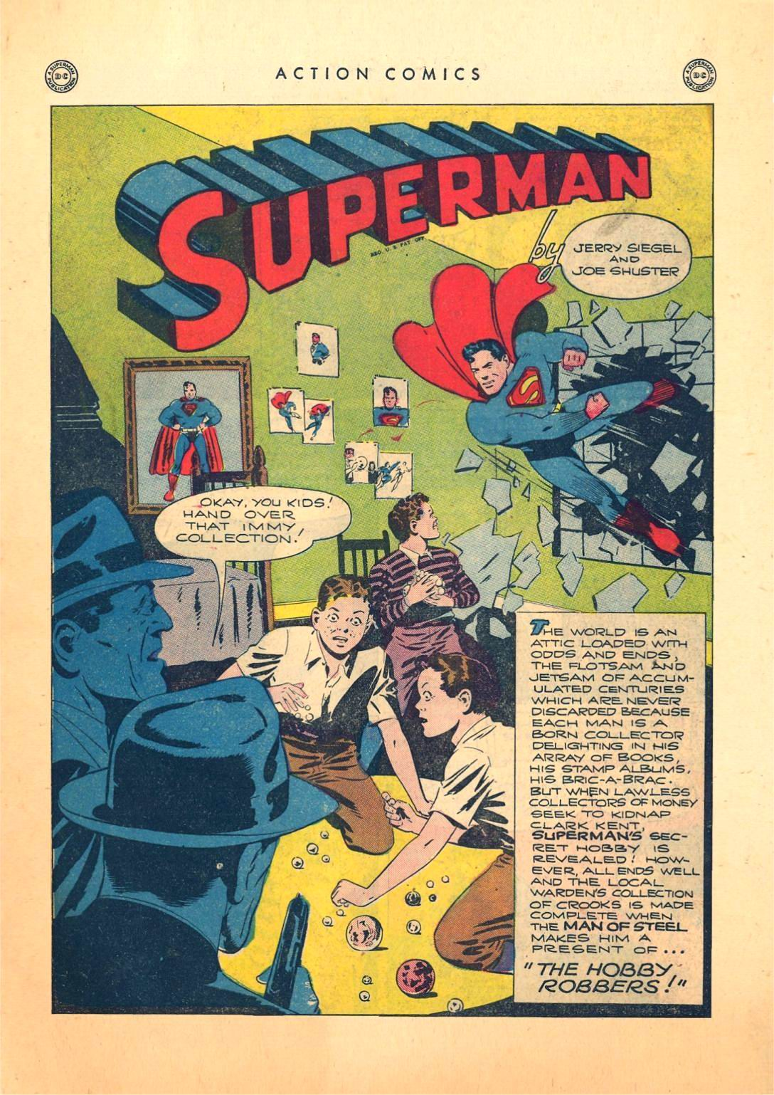 Action Comics (1938) 73 Page 1