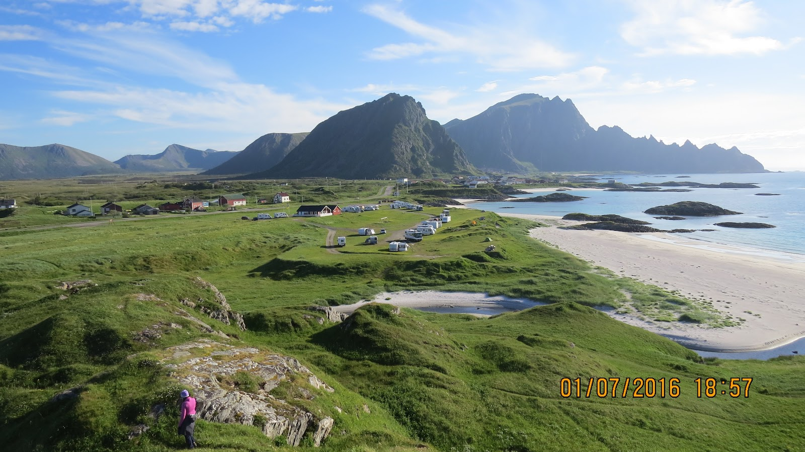 Sandnes camping andøy