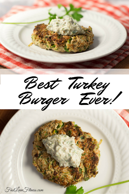 These turkey burgers are packed with a magic ingredient that's healthy and makes them taste delectable.