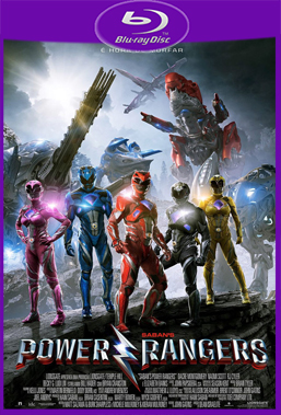Power Rangers (2017) Web-DL 720p / 1080p Torrent Legendado