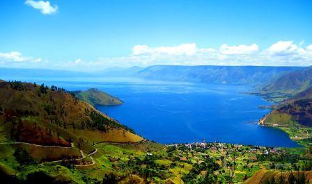 Danau toba Destinasi wisata di pulau sumatera