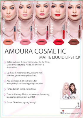 Lipstic Creamy Matte