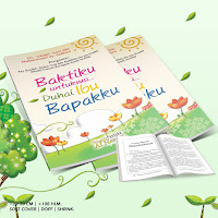 Buku Baktiku Untukmu Duhai Ibu Bapakku