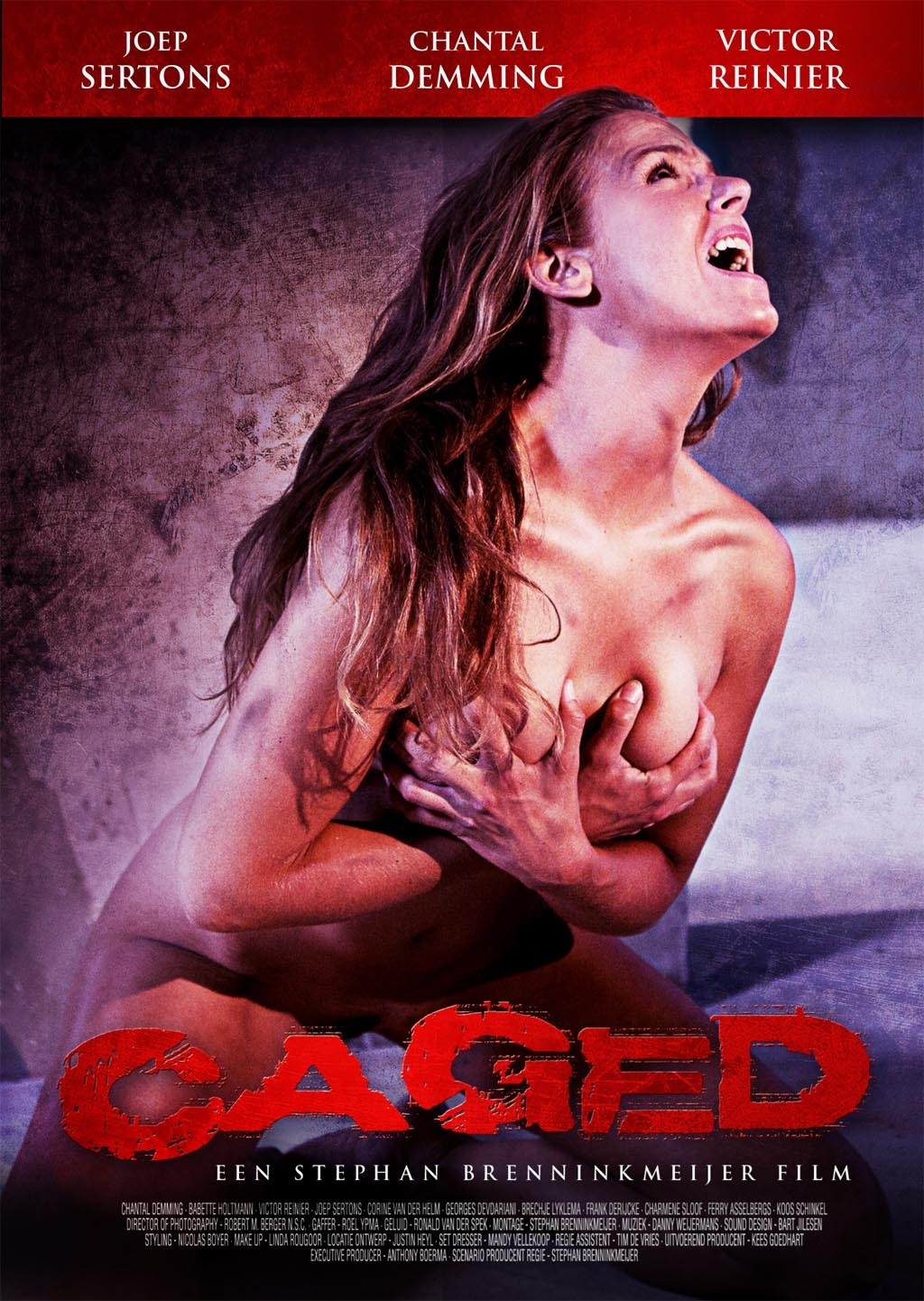 Caged chantal demming 2011 sex scene - 1 part 4