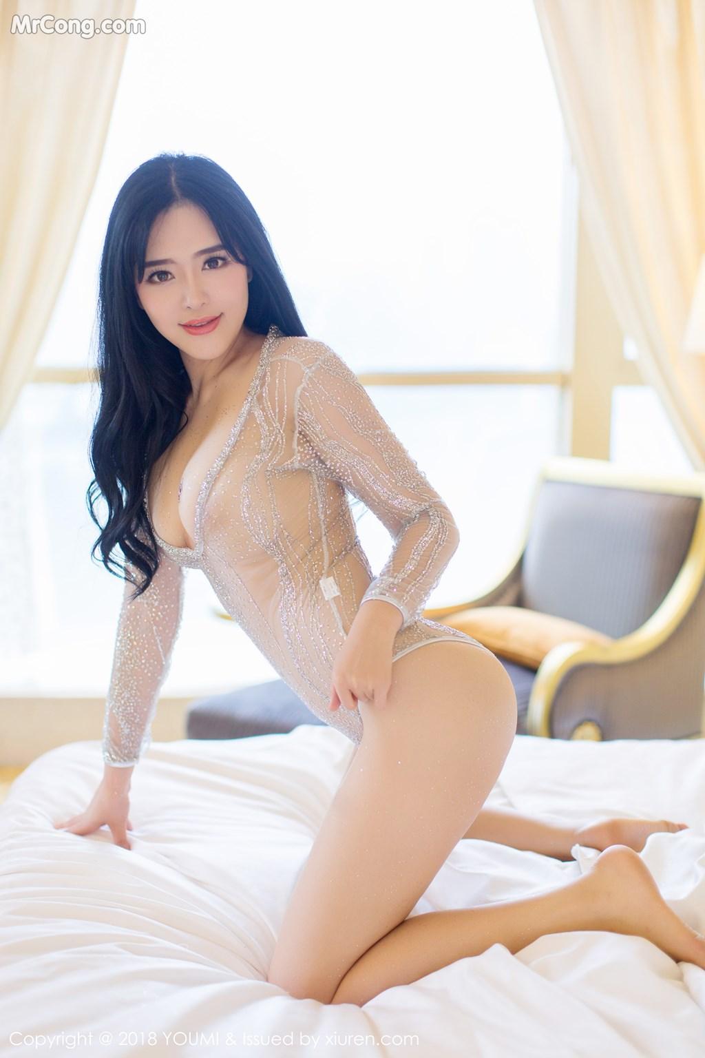 Image YouMi-Vol.124-Liu-Yu-Er-MrCong.com-003 in post YouMi Vol.124: Người mẫu Liu Yu Er (刘钰儿) (41 ảnh)
