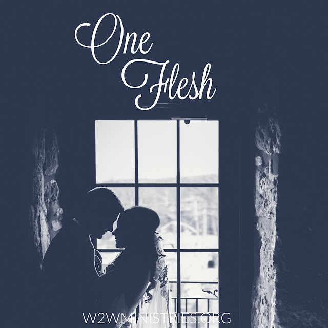 One Flesh #marriage #marriagemonday #wife #husband