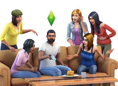 Evolución de Los Sims