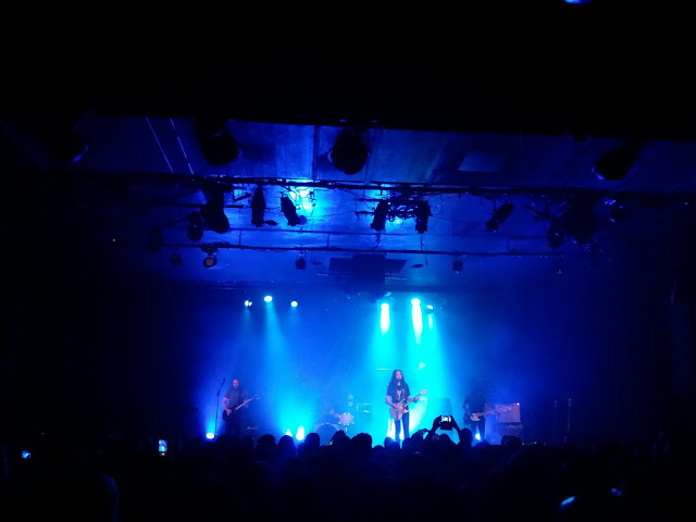 Alcest en Madrid - La Riviera