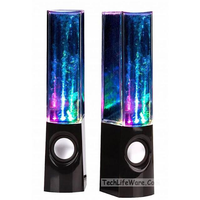 uTronix Dancing Water Speakers
