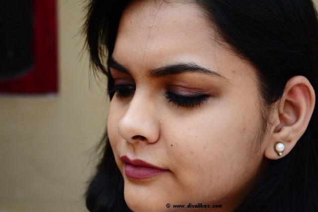 Office Makeup Look Tutorial