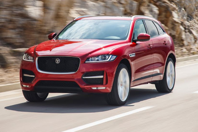 2017 Jaguar F-Pace spesifications and cost