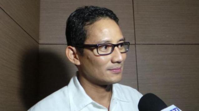 Sandiaga Uno: Program DP 0 Rupiah untuk yang Gajinya Rp 7 Juta