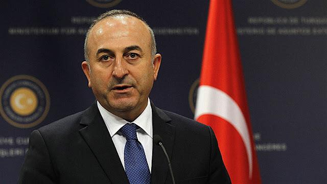 O ministro dos Negócios Estrangeiros turco Mevlut Cavusoglu disse que a Turquia poderia lançar uma operação terrestre no Iraque para remover qualquer ameaça