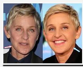 ellen degeneres natural skin care