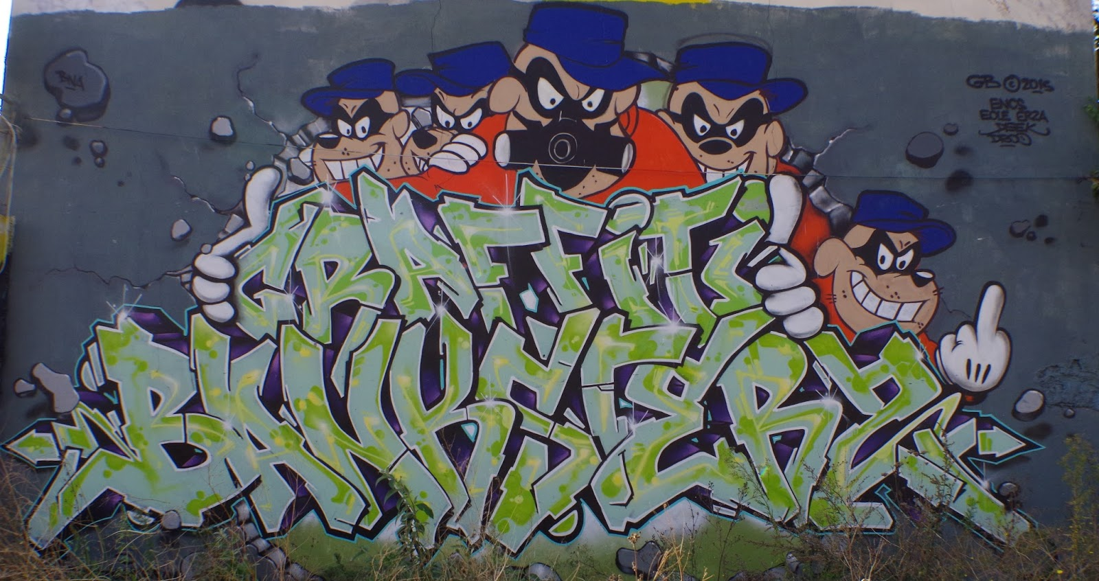 Graffiti Animation Graffiti Animation Comics Film Et Pop Culture Qalam La Plume